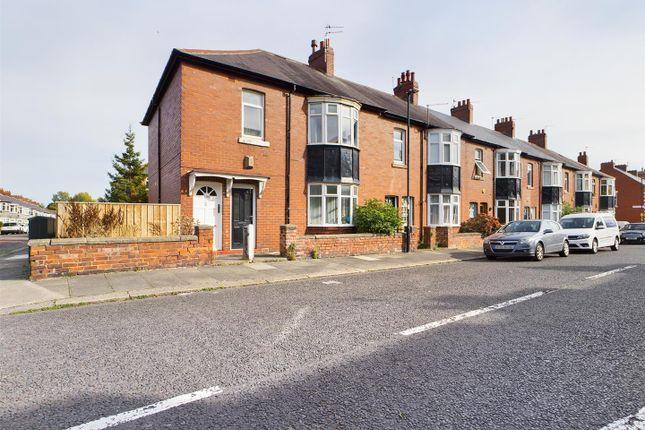 3 bed flat for sale in Addycombe Terrace, Heaton NE6
