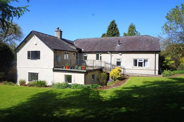 Thumbnail Detached house for sale in Treborth Road, Bangor