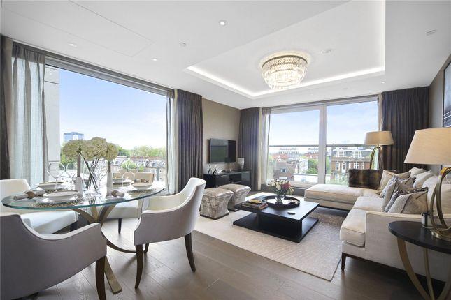 Thumbnail Flat for sale in Benson House, 7 Radnor Terrace, Kensington, London