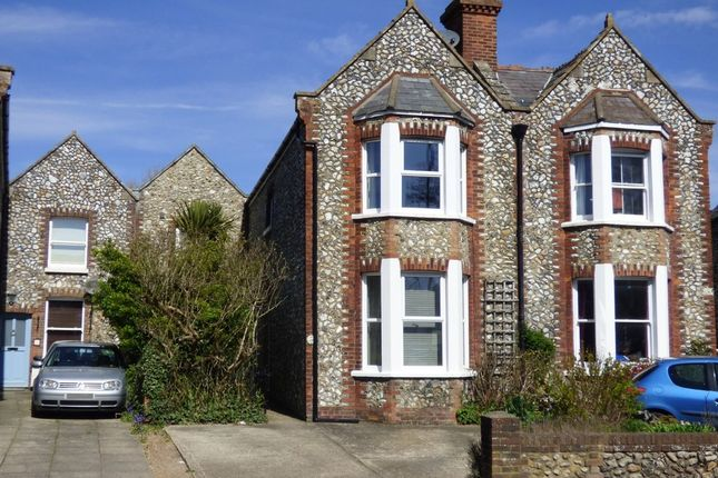 Thumbnail Semi-detached house for sale in East Street, Littlehampton
