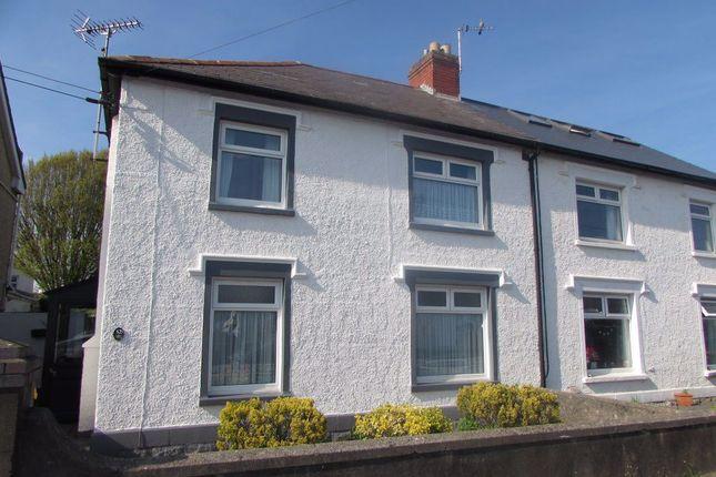 Thumbnail Property to rent in St Marie Street, Bridgend