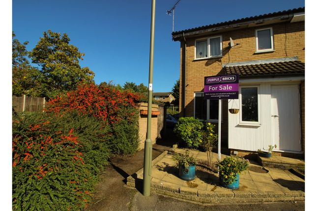Thumbnail End terrace house for sale in Redwood Way, Barnet