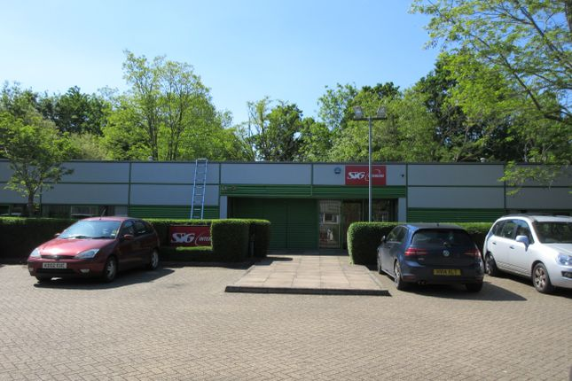 Thumbnail Warehouse to let in 23 Albert Drive, Burgess Hill