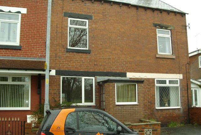 Thumbnail Terraced house to rent in Carr Lane, South Kirkby, Pontefract