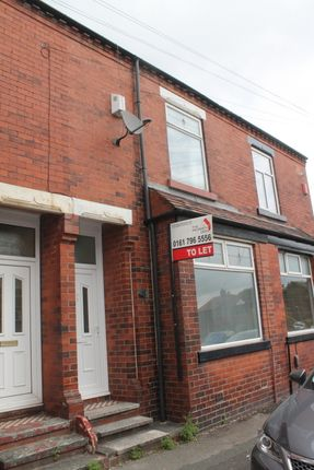 Thumbnail Terraced house to rent in Atherley Grove, Manchester, Greater Manchester