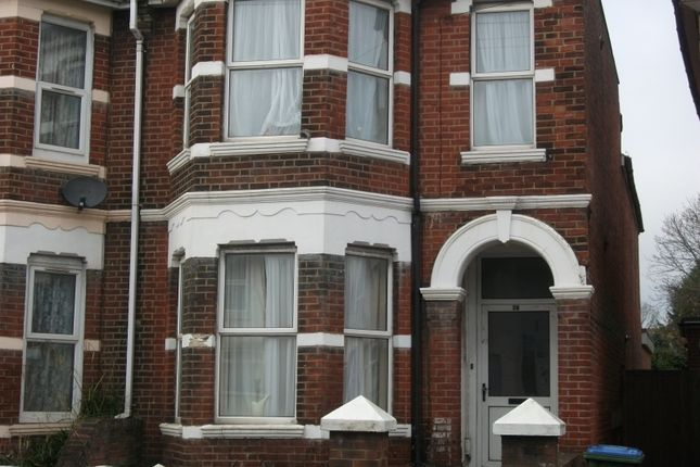 Thumbnail Property to rent in Lodge Road, Portswood, Southampton