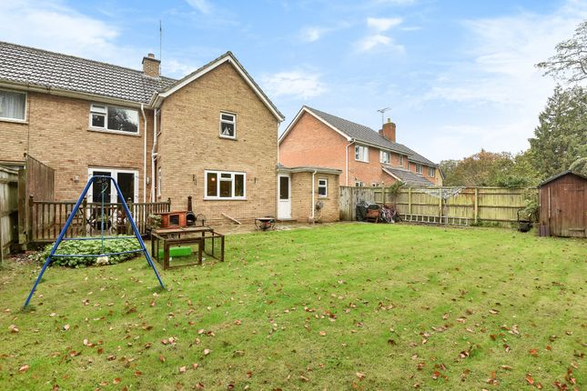 4 bed semi-detached house for sale in Peel Close, Charlton Kings, Cheltenham