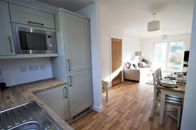 Thumbnail Flat for sale in Tayberry Close, Newport
