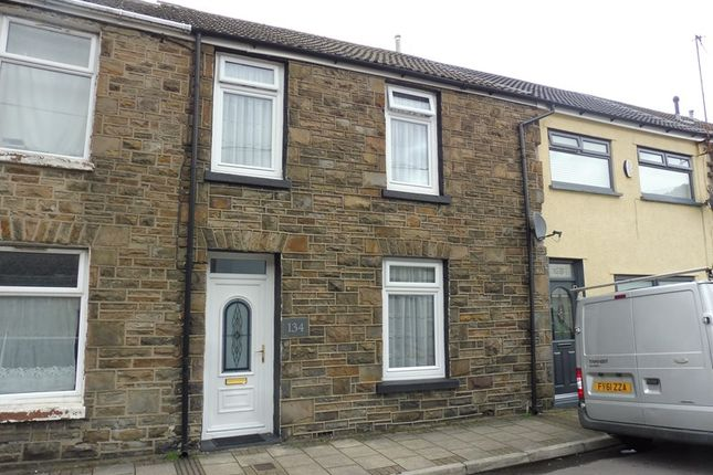 Thumbnail Terraced house for sale in Glanaman Road, Cwmaman, Aberdare
