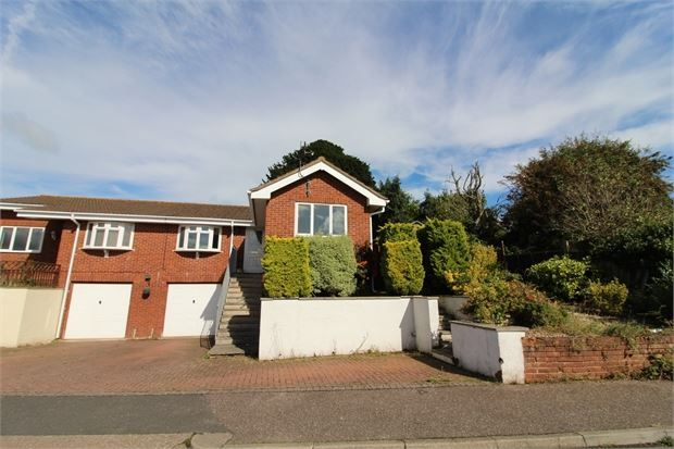 Thumbnail Bungalow to rent in Travershes Close, Exmouth, Travershes Close