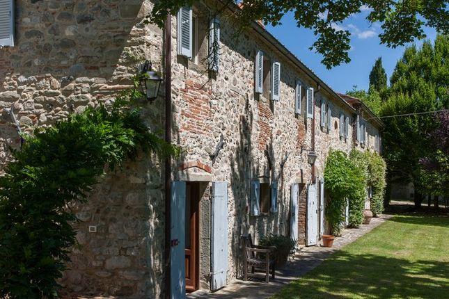 Side On of Casa Molino, Anghiari, Tuscany