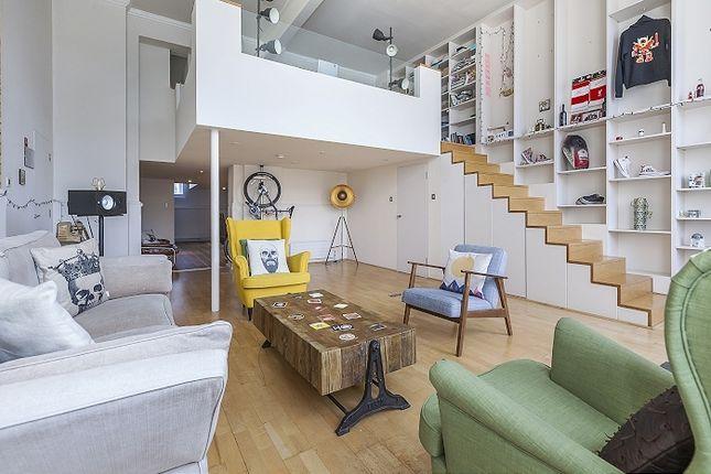 Thumbnail Duplex to rent in Blackheath Road, London