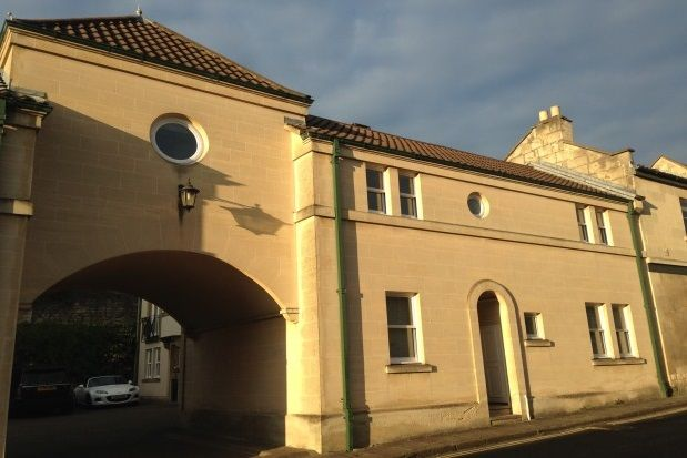 Thumbnail Property to rent in Circus Mews, Bath