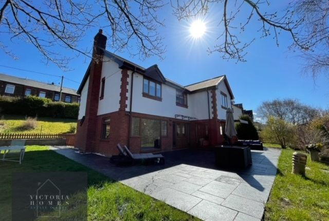 Thumbnail Detached house for sale in St Johns House, Waunlwyd