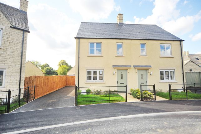 2 bed semi-detached house for sale in Skylark Road, Bourton-On-The-Water, Cheltenham