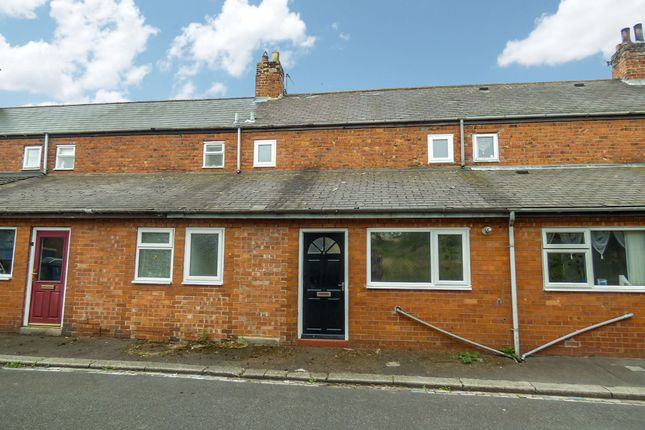 Thumbnail Terraced house to rent in Third Row, Linton Colliery, Morpeth