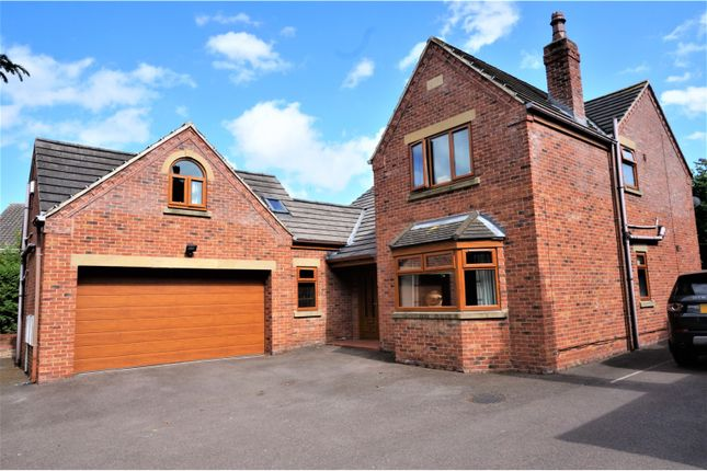 Thumbnail Detached house for sale in Treelands, Barnsley