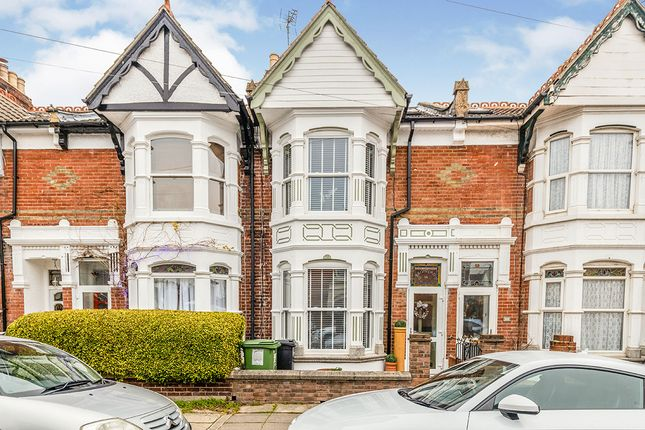 4 bed terraced house for sale in Beresford Road, Portsmouth, Hampshire PO2