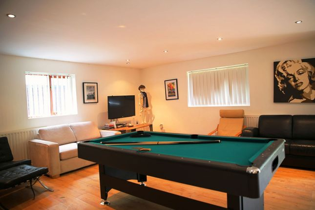 Games Room of Drakelow Lane, Wolverley, Kidderminster DY11