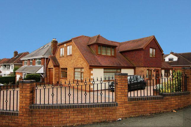 Thumbnail Detached house for sale in Park Drive, Wolverhampton, West Midlands