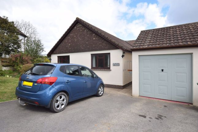 Thumbnail Bungalow to rent in Southwood Meadows, Buckland Brewer, Bideford