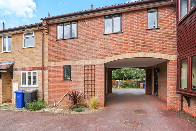 Thumbnail Terraced house for sale in Sebert Road, Bury St. Edmunds