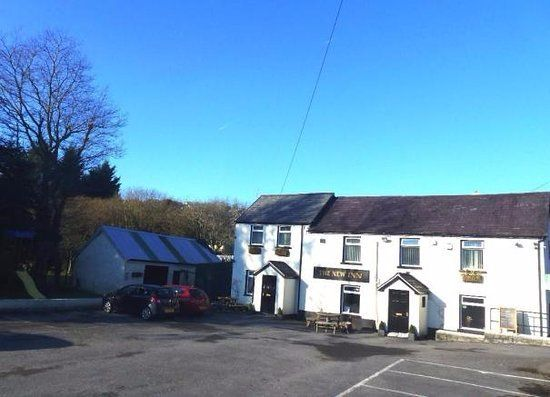 Thumbnail Property to rent in The New Inn, Pontyberem, Llanelli