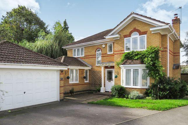Thumbnail Detached house for sale in Pavillion Close, Fair Oak, Eastleigh
