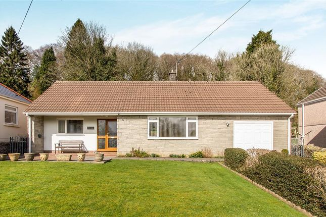 Thumbnail Bungalow to rent in Nicholls Road, Coytrahen, Bridgend
