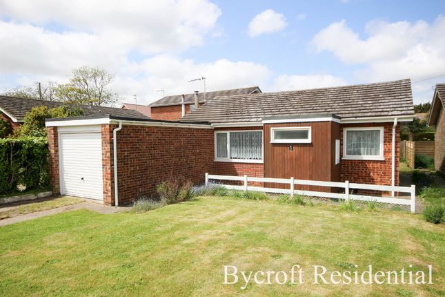 Thumbnail Detached bungalow for sale in Somerton Road, Martham, Great Yarmouth