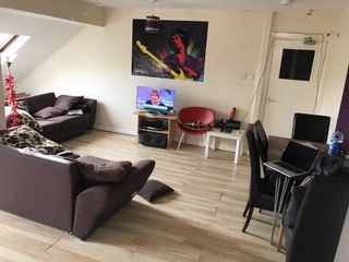 Thumbnail Flat to rent in Leazes Park Road, Newcastle City Centre, Newcastle City Centre, Tyne And Wear