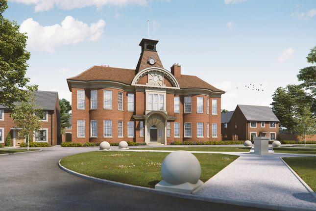 Thumbnail Detached house for sale in Whitmore Drive, Colchester