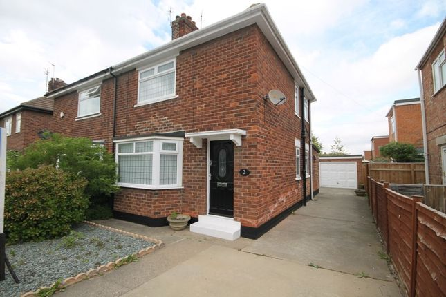 Thumbnail Semi-detached house to rent in Chestnut Road, Eaglescliffe, Stockton-On-Tees