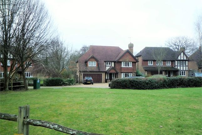 Detached house for sale in Lincolns Mead, Lingfield, Surrey