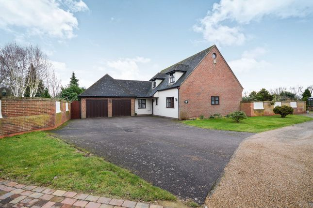Thumbnail Detached house for sale in Stanway Green, Stanway, Colchester