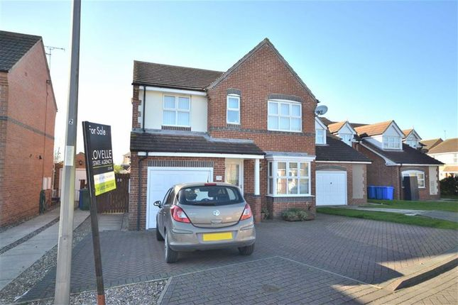 Thumbnail Property for sale in Thompson Road, Off Shields Road, Hedon