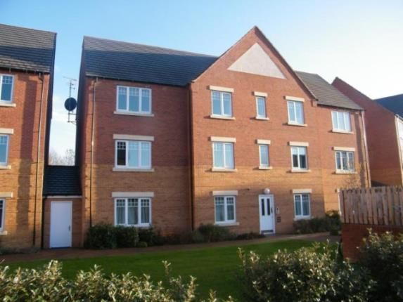Thumbnail Flat for sale in Hedgerow Close, Greenlands, Redditch, Worcestershire