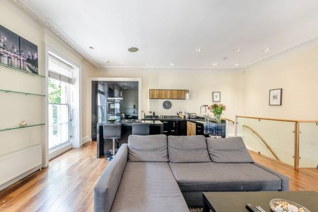 Thumbnail Flat to rent in Albany Street, London