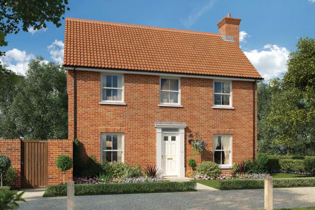 Thumbnail Detached house for sale in The Horning, Wherry Gardens, Salhouse Road, Wroxham