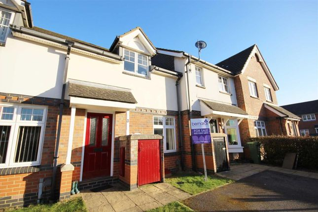 Thumbnail Terraced house to rent in Warspite Close, Portsmouth