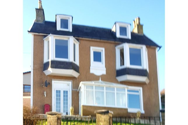 Thumbnail Detached house for sale in Garngour Road, Lesmahagow