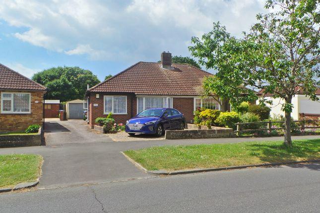 Thumbnail Semi-detached bungalow to rent in Blackbrook Road, Fareham