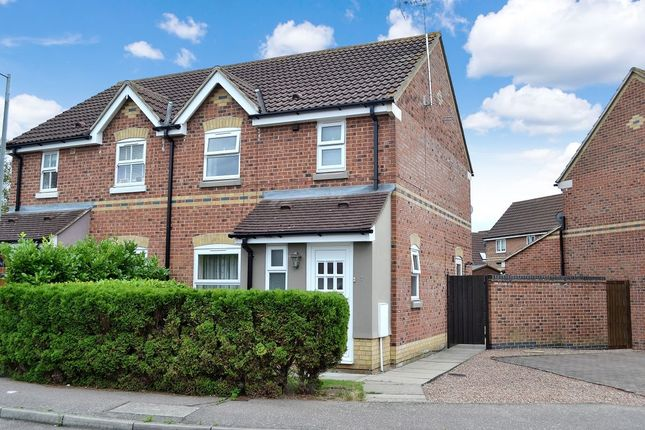 Thumbnail Semi-detached house for sale in Albert Gardens, Church Langley, Harlow