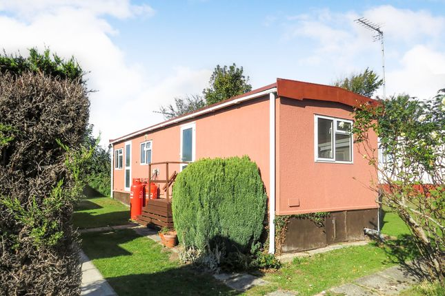 Thumbnail 2 bed mobile/park home for sale in Mobile Home Park, Colden Common, Winchester