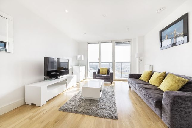 Living of Admirals Tower, 8 Dowells Street, Greenwich, London, London SE10