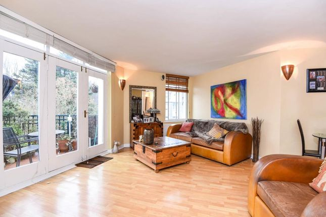 Internal View of Ridings Close, Highgate N6,