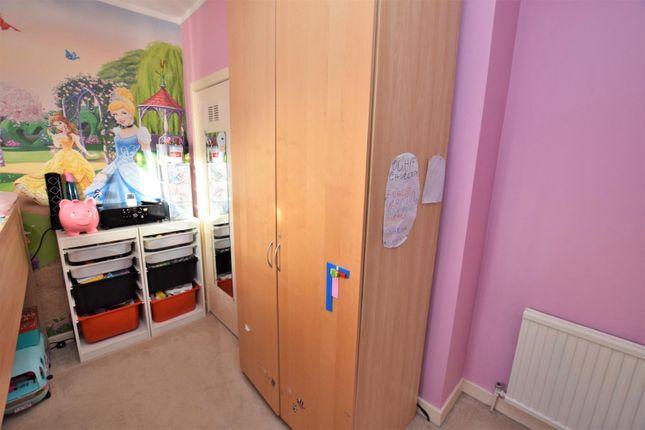 Bedroom of King Street, Hamilton ML3