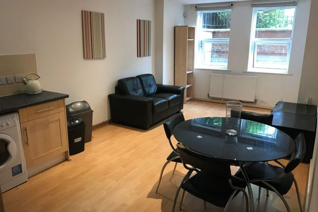 Lounge/Kitchen of Village Gate, 15 Wilbraham Road, Manchester M14