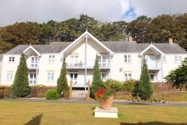 Thumbnail Flat for sale in 45 Greeb House, Roseland Parc, Truro, Cornwall