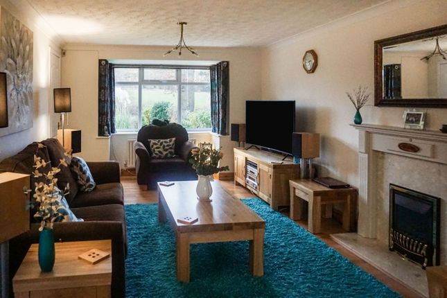 Living Room of Yew Lodge, Arnold NG5